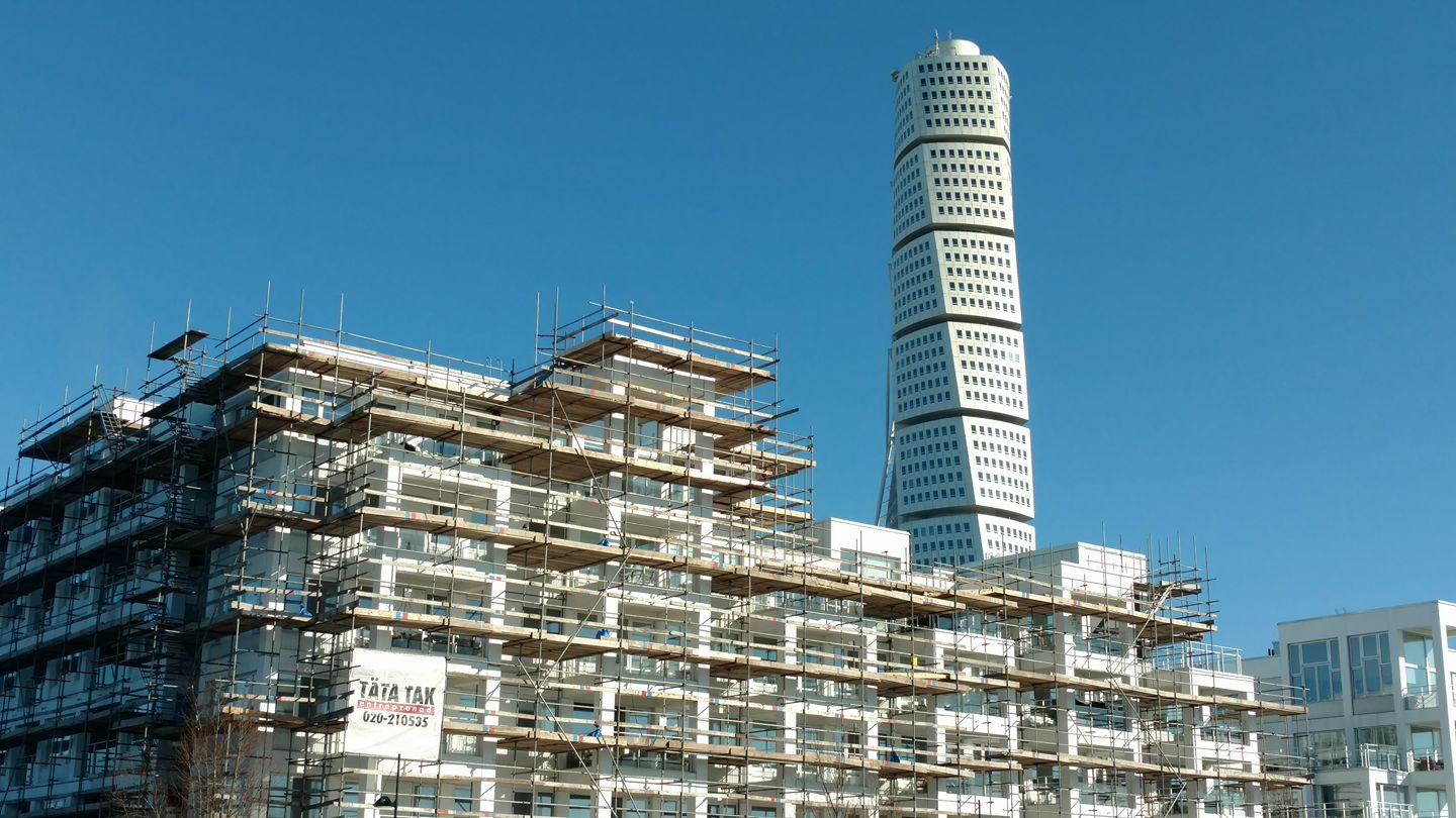 Photos of Turning Torso