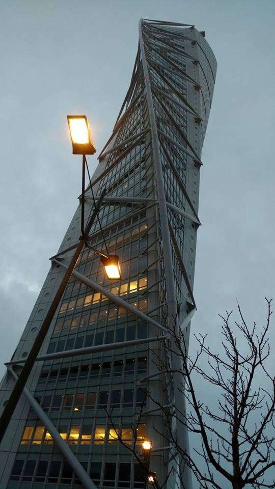 Information And Facts About Turning Torso Turning Torso Net