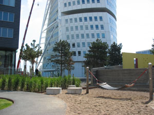 Office in Turning Torso