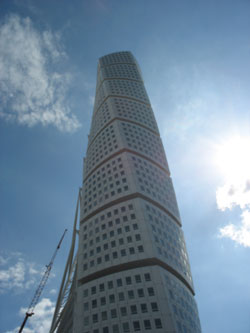 Apartments in Turning Torso