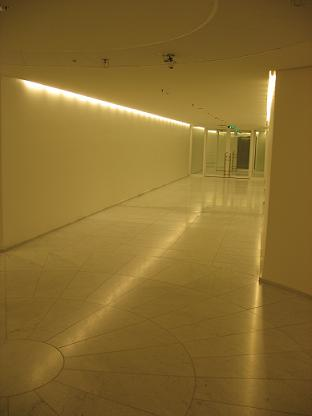 basement in Turning Torso